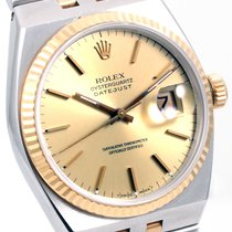 롤렉스 (Rolex) SS/18K Datejust OysterQuartz 36mm - 17013 model