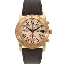 Lancaster Damenuhr Chronotondo Rosé-Gold 0339RO/MR