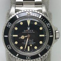 劳力士  (Rolex) 5512 Submariner 4 Lines Very Good Condition Dial