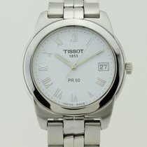 天梭 (Tissot) PR50 Quartz Steel Men's Watch RKT - JA