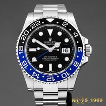 Rolex GMT Master II Ceramic 116710BLNR Batman Box