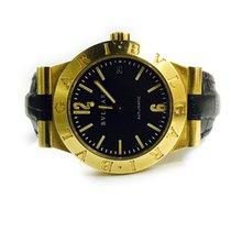 Bulgari Diagono 18k Yellow Gold Automatic