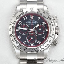 Rolex DAYTONA 116509 WEISSGOLD 750 CHRONOGRAPH AUTOMATIK