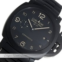 Panerai Tuttonero Luminor 1950 GMT 3 Days Keramik PAM00438