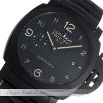 파네라이 (Panerai) Tuttonero Luminor 1950 GMT 3 Days Keramik PAM00438