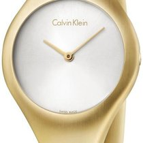 ck Calvin Klein Bare K7G1S516 Damenarmbanduhr Spangenuhr