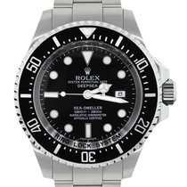 Rolex 116660 Sea-Dweller Stainless Steel Deep Sea Watch