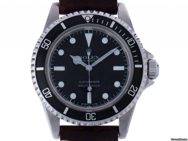 rolex submariner no date maxi dial edelstahl automatik armband f r kaufen von einem. Black Bedroom Furniture Sets. Home Design Ideas