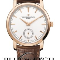 Vacheron Constantin Traditionnelle 38mm  Pink Gold 18K