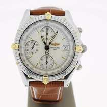 Breitling Chronomat Steel/Gold Chrono WithBUCKLE (BOX2001)...