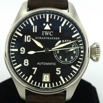 IWC Big Pilot 7 Days Power Reserve (Transitional Model)