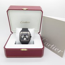 Cartier Santos 100 Xl Chronograph Titan Automatik