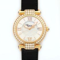 Chopard Rose Gold Imperiale Diamond Watch Ref. 384221