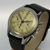 Omega seltener Vintage Chronograph Kal. 321 Archivauszug von 1950
