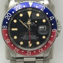勞力士 (Rolex) 16750 Vintage GMT Master Good Condition Matte Dial