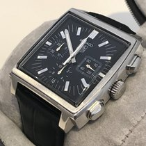 TAG Heuer Monaco Chronograph CW2111 - with Box & Papers