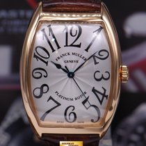 Franck Muller Curvex 18k Rose Gold 6850 Sc Automatic (mint)