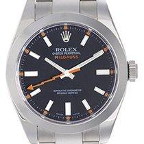 Ρολεξ (Rolex) Milgauss Men's Stainless Steel Watch 116400
