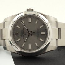 Rolex Oyster Perpetual Grey Dial 36 mm (Full Set 2017)