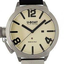 U-Boat Italo Fontana Classico AS 2/A Stahl Automatik Armband...