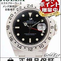 ロレックス (Rolex) 【ロレックス】 エクスプローラー2 メンズ 腕時計 時計 24時間目盛りベゼル ステンレス...