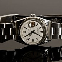 롤렉스 (Rolex) - Red Date Datejust - 1953 - Men's wristwatch...