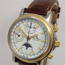 Jean Marcel Chronograph Annual Calendar Mens Automatic Watch