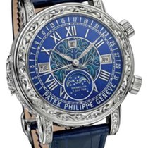Patek Philippe 6002G-001 Grand Complications Minute Repeater...