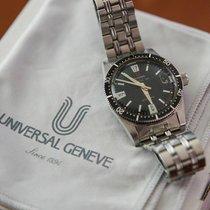 Universal Genève Vintage Diver Universal Geneve Polerouter Sub...