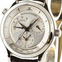 Jaeger-LeCoultre Master Geographic Edelstahl an Lederband Ref....