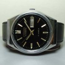 Citizen Vintage Automatic Day Date Mens Wrist Watch