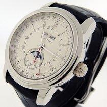 Blancpain Le Brassus 4276-3442A-55B Calendar GMT  Platinum Ret...