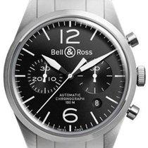 Bell & Ross BR 126 Original Black BRV126-BL-ST/SST