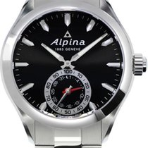 Alpina Geneve Horological Smartwatch AL-285BS5AQ6B Herrenarmba...
