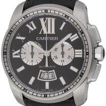 Cartier : Calibre de Cartier Chronograph :  W7100060 : ...