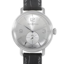 Bell & Ross WW1 ARGENTIUM SILVER BRWW1-ME-AG-S