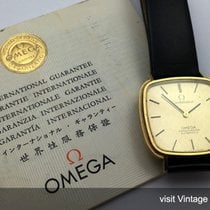 Omega Constellation Chronometer Automatic solid gold with papers