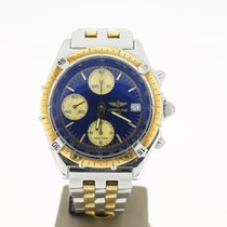 Breitling Chronomat Full Steel/Gold Gold Bezel (B&P1994)...