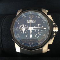 Corum Admiral's Cup Chronograph 48 Titanium - LIMITED EDITION