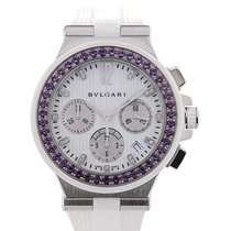 Bulgari Diagono Brillant Chronograph