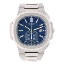 Patek Philippe Nautilus 40th Anniversary Edition 18K White...