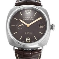 Panerai Radiomir 8 Days PAM00346 Steel Automatic
