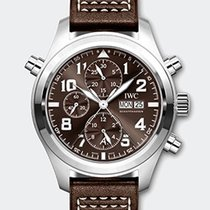 IWC Pilot's Watch Double Chrono Antoine de Saint Exupéry...