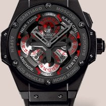 Hublot King Power Unico · GMT King Ceramic 771.CI.1170.RX