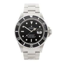 Rolex Submariner Stainless Steel Gents 16610 - W3526