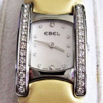 Ebel Beluga Manchette Diamonds
