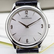 Jaeger-LeCoultre Q145840792 Ultra Thin SS Silver Dial (26014)