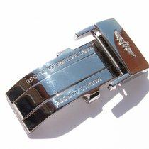 Breitling Faltschliesse 18mm In Stahl 18mm Steel Buckle New...