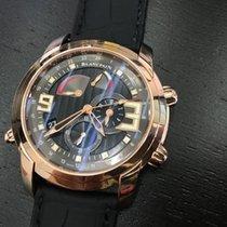 Blancpain L-EVOLUTION RÉVEIL GMT  RED GOLD 8841363053B