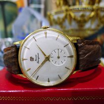 Girard Perregaux 18k Yellow Gold Dress  Watch